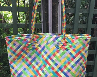Tote Multicolor bag