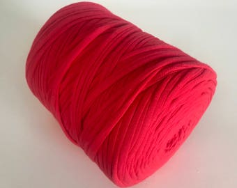 Large coil trapilho red 112