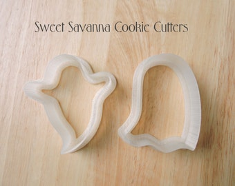 Ghost Cookie Cutter Set - Halloween Cookie Cutters