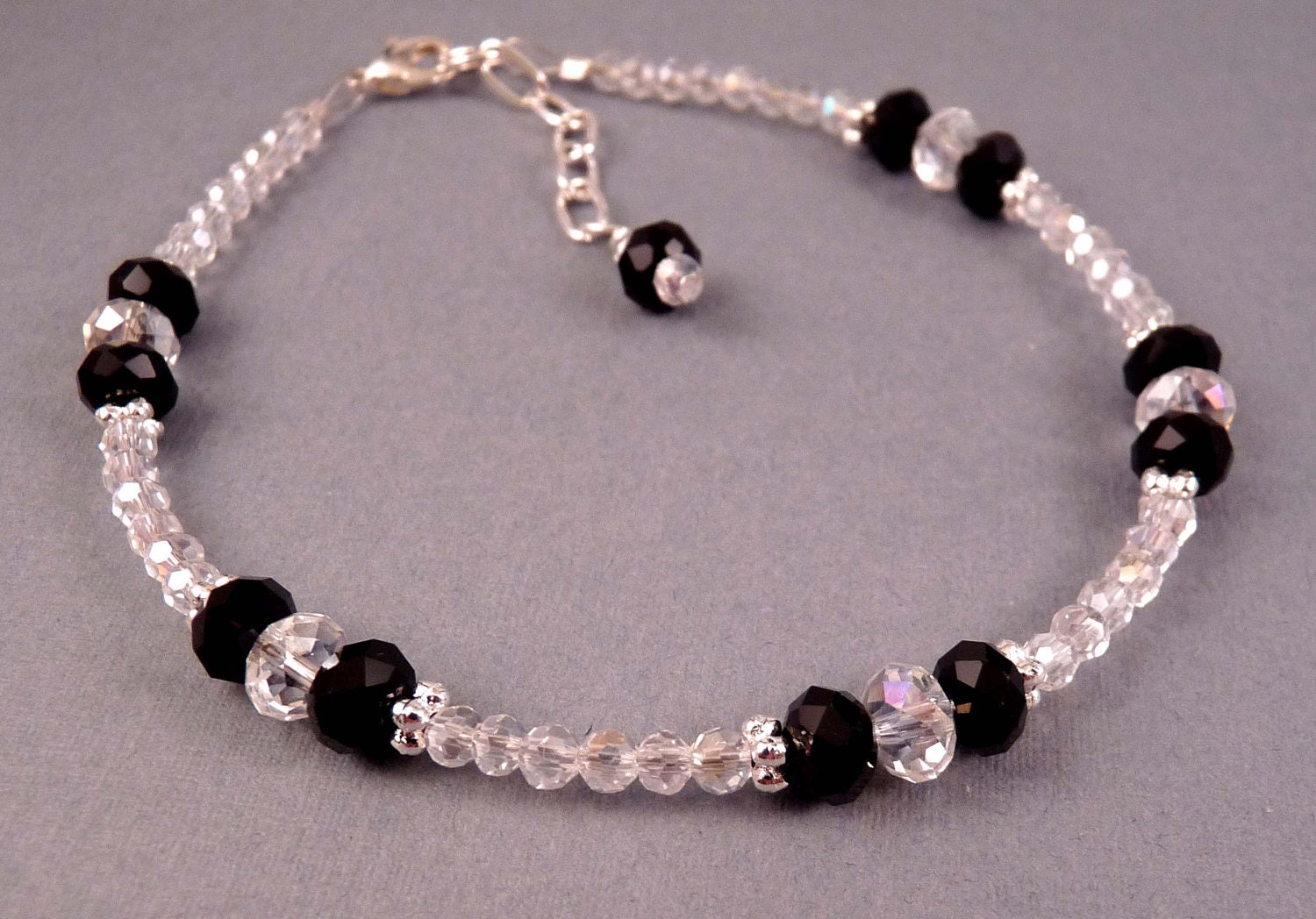 Beaded Anklet | KB Cakes & Creations