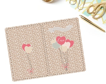 50% off Lace with Stitching Details - Pocket Travelers Notebook (TN) Dashboard, Pocket Folder, Notebook Cover