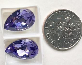 Swarovski Crystal Drops