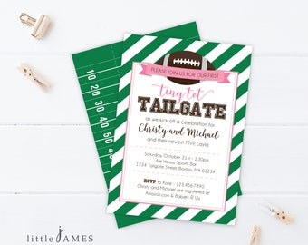 Baby Shower - Football Baby Shower / Tiny Tot Tailgate / Boy / Girl / Tailgate Party