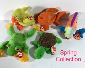 Ty Beanie Babies (multiple collections available)