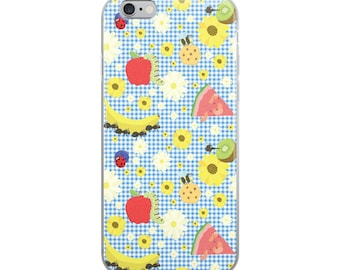 bug picnic iPhone Case