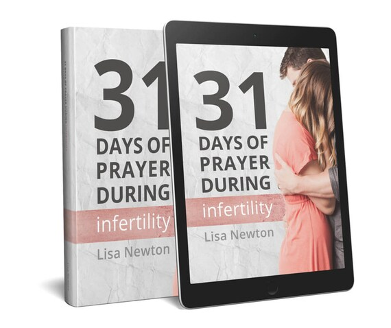 Infertility prayer pdf ebook 31 days of prayer during fandeluxe Choice Image