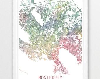 Monterrey mexico Etsy