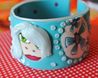 leeloo blue bracelet