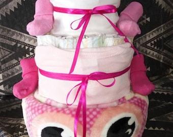 Girl / boy Diaper Cake
