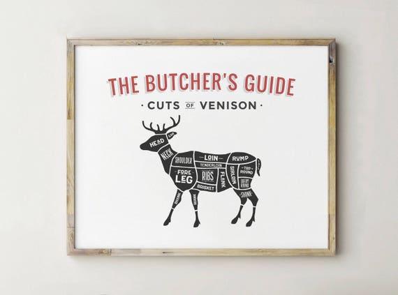 Elk Butchering Diagram Wiring Diagram