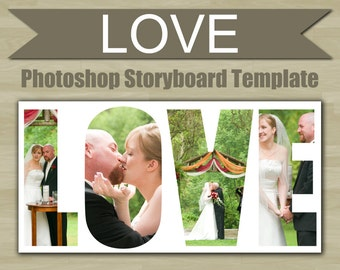 Photography Storyboard Template Love Photoshop Template Word For  Photographers