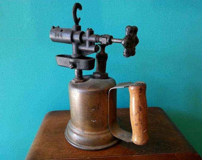 Antique Blowtorch