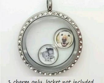 steel heart ashes lockets for hero customized round forever item cremation stainless daddy engraved my