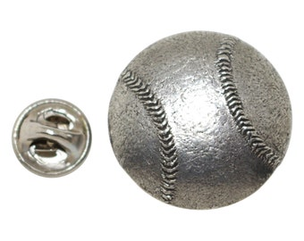 Baseball ~ Lapel Pin/Brooch ~ A508,AC508