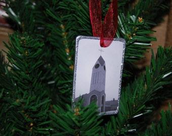Ornament - Sacred Heart Church, Palos Hills, Illinois