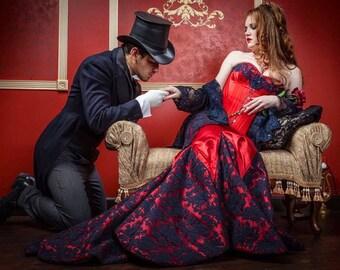Sophia Corset Dress