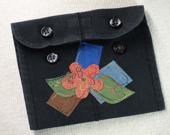 Jewelry Pouch Repurpose Reuse Gift Card Holder Coin Purse