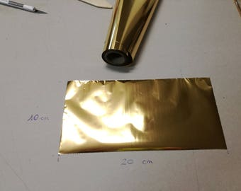 Foil Gold for hot printing-stamping