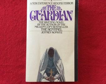 THE GUARDIAN (Paperback Novel by Jeffrey Konvitz)