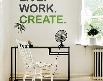 Cool Wall Stickers Home Office Wall. Perfect Office Office Wall Decor  Quotes On Cool Wall