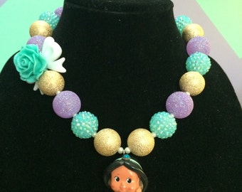 Princess Jasmine Necklace