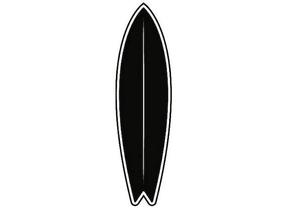 surf board 2 surfboard surfing logo surfer wave beach sport rh etsy com surfboard vector image surfboard vector drawing
