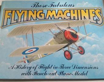 Those Fabulous Flying Machines                                                                                 ET006