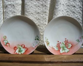 Gotham Austria Plates - Set of 2