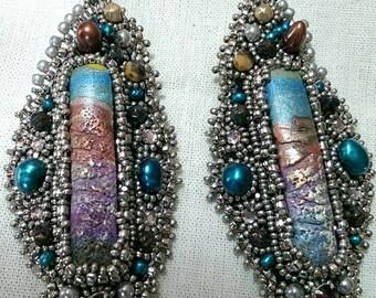 Canyon Dreams earrings
