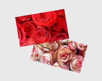 Roses Photos, Pink and Red Roses Close Up Digital Photo Download, Flower Stock Photo, Rose Background, Wedding Theme Photographs