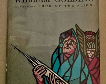 """1964 First American Edition of """"The Spire"""" by William Golding"""