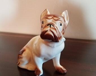 Mid Century Bulldog Figurine
