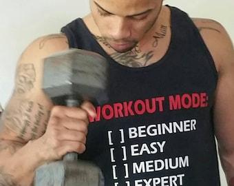 Beast Workout Mode, Beast Mode, Workout T-Shirt