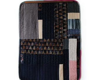 Boreal Patchwork Quilt