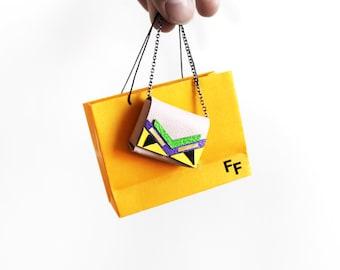 Miniature Italian monster bag