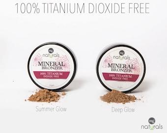 Titanium Dioxide Free Mineral Bronzer