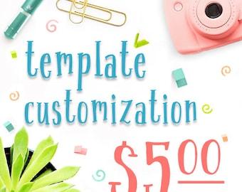 Form add-on customization