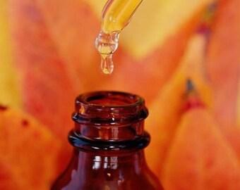 Icon Perfume Fragrance Roll on Oil Bottle Lush Dupe Myrrh Sandalwood Mandarin Orange Blossom Bergamot Scent