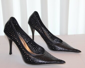 Stiletto Shoes , Vintage Stilettos , OOAK stilettos shoes