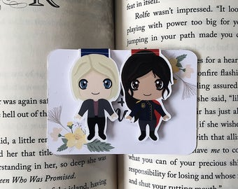 Legend Magnetic Bookmarks