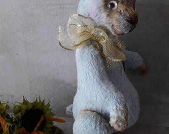 "8.6"" OOAK Artist Collectible handmade Teddy Bear Maximiliano"