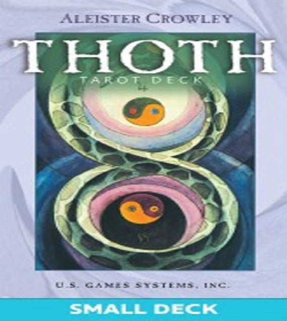 Thoth Tarot Deck: 78-Card Tarot Deck