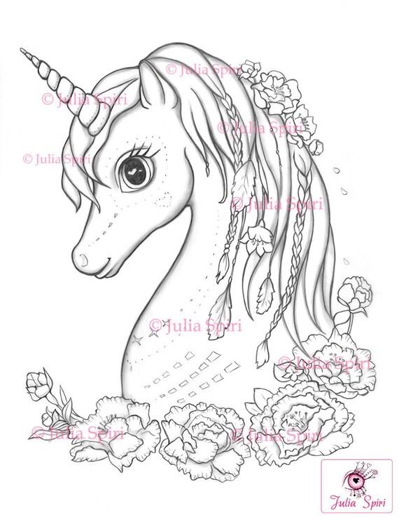 Kleurplaat Unicorn Met Regenboog Kleurplaat Eenhoorn