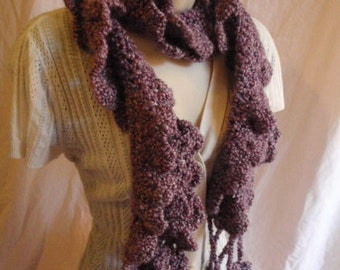 Kudo Scarf in Purple