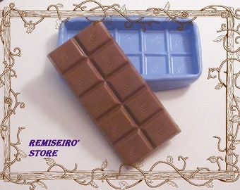 Kinder chocolate mold silicone country craft.