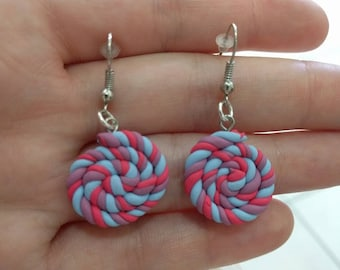 Twisted Easter Spirals