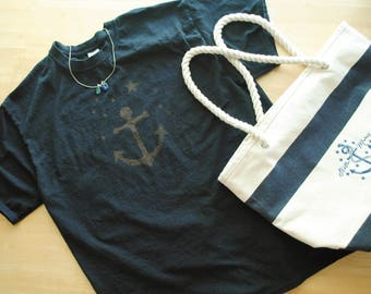 "Stella Maris Bleach ""Dyed"" T-shirt"