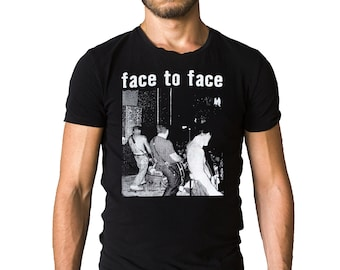 Face To Face Band Performance T-Shirt