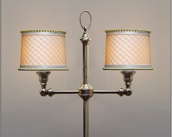 """Lamp Shade, Chandelier Sconce: """"Marchioness"""""""