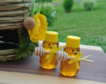 Mini Honey Bear, Favors, Gifts,  2